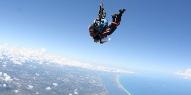 Why Not Try Skydiving?