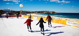 It's Bondi on Ice